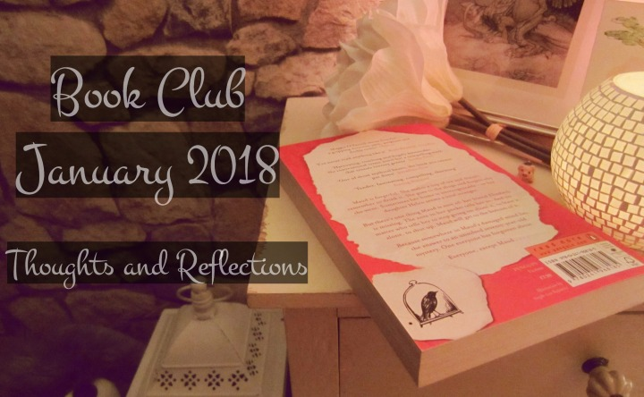 Book Club: Elizabeth is Missing – Thoughts & Reflections
