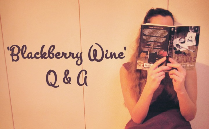 Book Club: Blackberry Wine Q&A