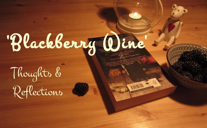 Book Club: Blackberry Wine – Thoughts, Reflections & Live Book Club Chat