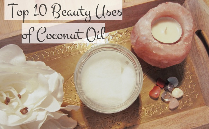 Top 10 beauty uses of coconut oil