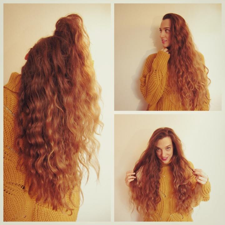 Collage Hair