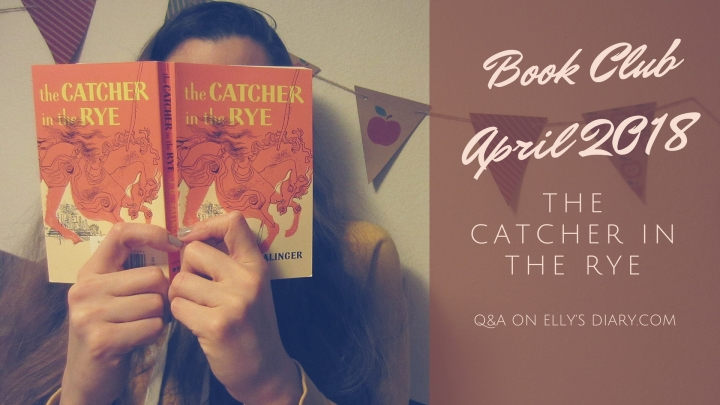 Book Club: The Catcher in the Rye Q&A