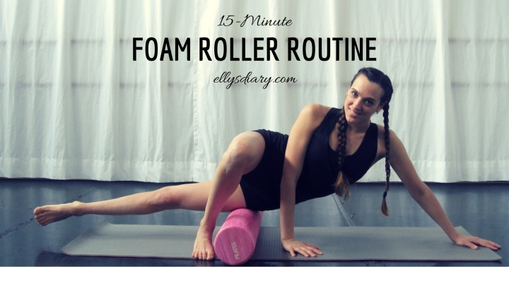 15-Minute Foam Roller Routine