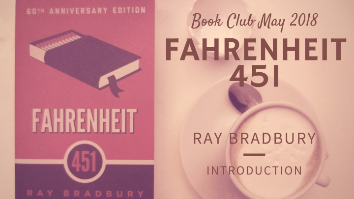 Book Club: Our Next Book is…Fahrenheit 451