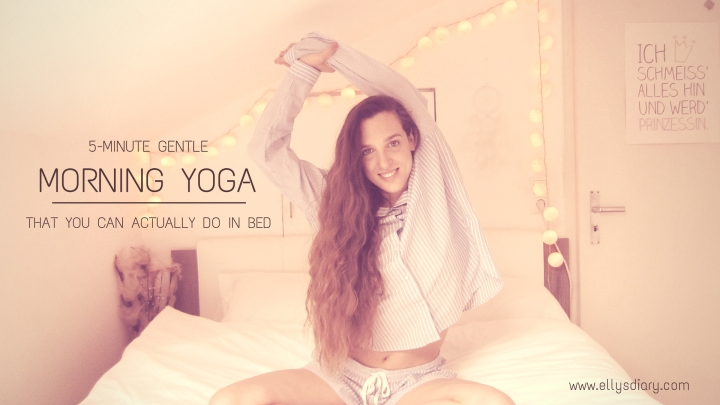 5-Minute Gentle Morning Yoga