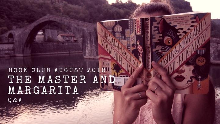 Book Club: The Master & MargaritaQ&A