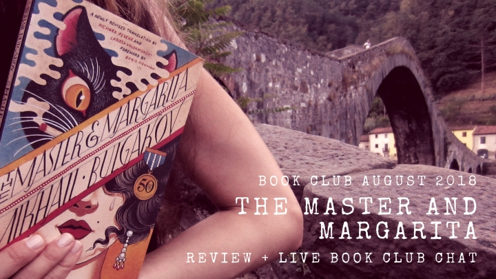 Book Club: The Master and Margarita – Review & Live Book Club Chat